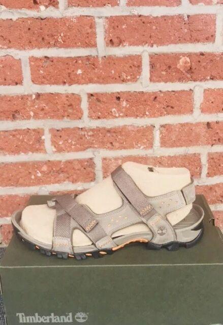 30ef95dded6a Timberland Men s Eldridge Leather Sandal Style TB0A5824ASZ  12 NIB T3