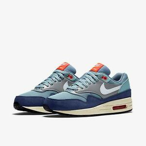 brand new 9088b 35cf4 Image is loading WMNS-NIKE-AIR-MAX-1-ESSENTIAL-599820-400-