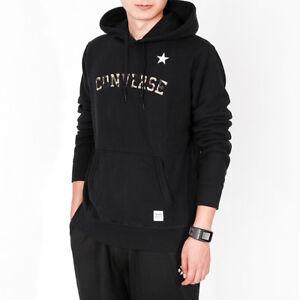 632898aa1678 Converse Essentials Men s Camo Star Black Pullover (10005565-A01) S ...