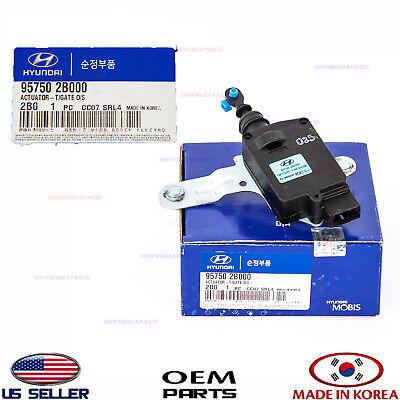 Genuine Hyundai 95770-29002 Door Actuator Assembly