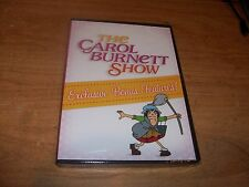 The Carol Burnett Comedy TV Show: Exclusive Bonus Features (DVD 2012) NEW