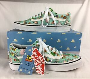 Vans Toy Story Old Skool verde