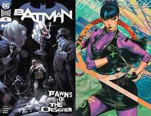 U-Pick BATMAN #93 First Print or Artgerm Variant
