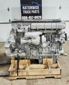 2015 Detroit DD15 Engine Assembly