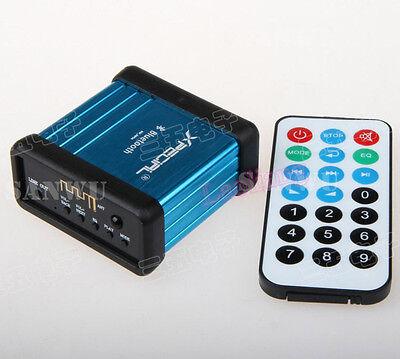 DC 5V Wireless Bluetooth Audio Receiver DAC Box For Car Speaker Amplifier Modify
