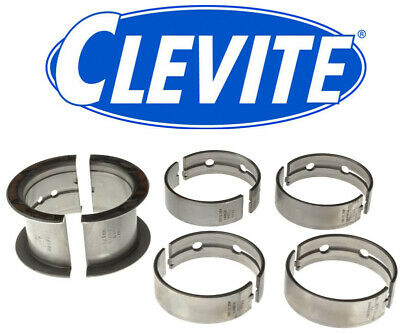 Clevite MS429P Chevy 283 327 Small Journal Main Bearings Std Size P-Series
