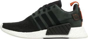 98d3161716fbe Adidas Men s Shoes NMD R2 CG3384 Core Black Future Harvest Primeknit ...