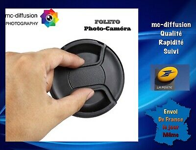 Bouchon d/'objectif 67 mm Nikon Sigma..... Tamron Cache Couvre objectif Canon