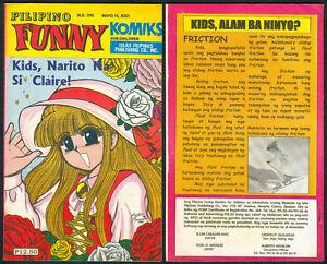 2001-PILIPINO-FUNNY-KOMIKS-For-Children-CLAIRE-Comics-1195