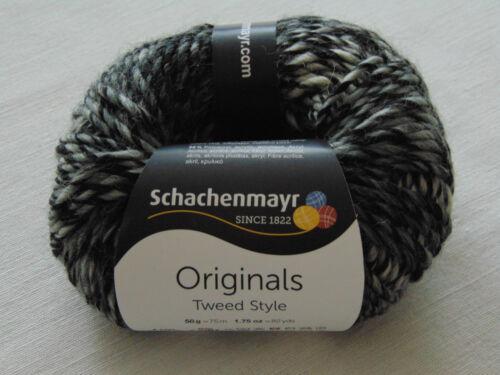 ORGINALS TWEED STYLE Garn-100Gr.//7,50 € 50g Schachenmayr