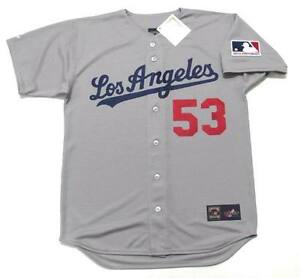 6a8a06458 Image is loading DON-DRYSDALE-Los-Angeles-Dodgers-1969-Majestic-Cooperstown-