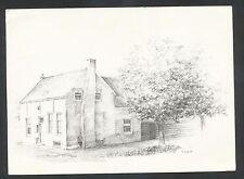 Dirksland  Boerderijtje bij Dirksland-Sas - 1790