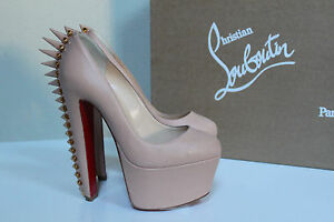 Christian Louboutin Shoes | Black Electopump 160 Leather