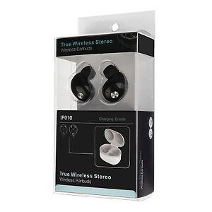 IPO10 Mini True Wireless Bluetooth Twins Stereo In-Ear Headset Earphone Earbuds