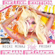 Nicki Minaj - Pink Friday-Roman Reloaded -Deluxe Edition [New CD] Germany - Impo