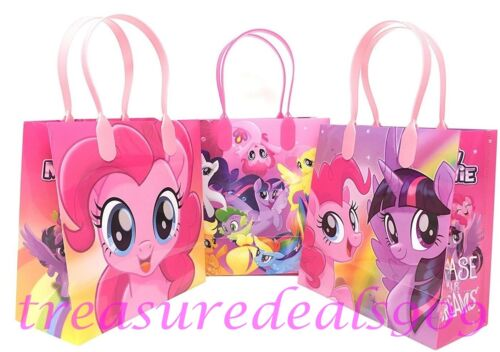 HASBRO MY LITTLE PONY 30 PCS GOODIE GIFT BAGS PARTY FAVOR TREAT BIRTHDAY BAG NEW