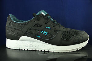 Image is loading ASICS-GEL-LYTE-III-3-BLACK-30-YEARS-