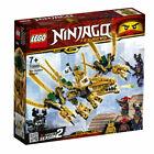 Lego NINJAGO Legacy The Golden Dragon Complete Set - 156 Pieces