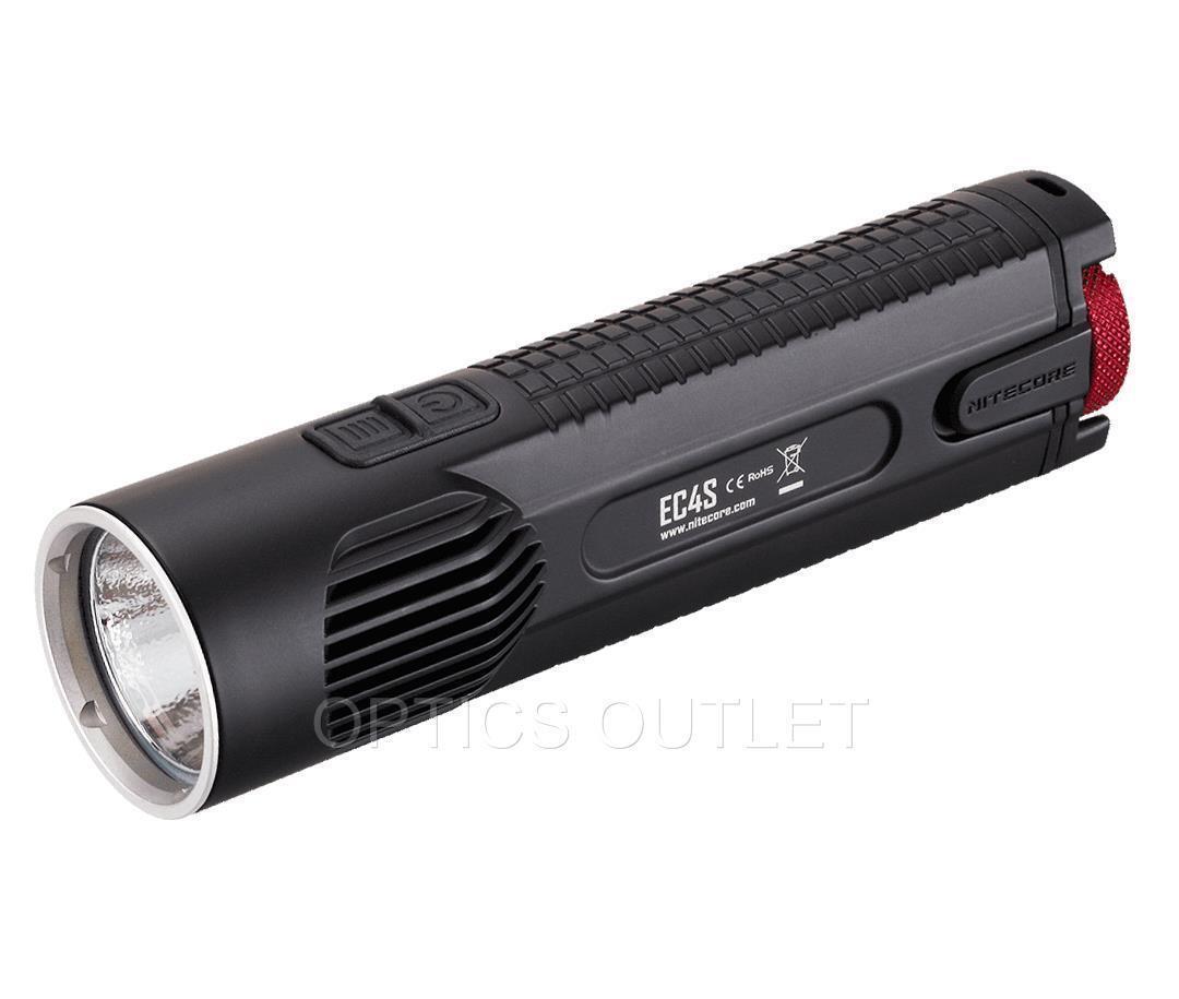 NiteCore EC4S Explorer 2150 Lumen CREE XHP50 LED Flashlight