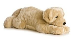 "28"" Plush Puppy Dog Super Soft Toy Large Stuffed Animal Realistic Huge Gift Kids"