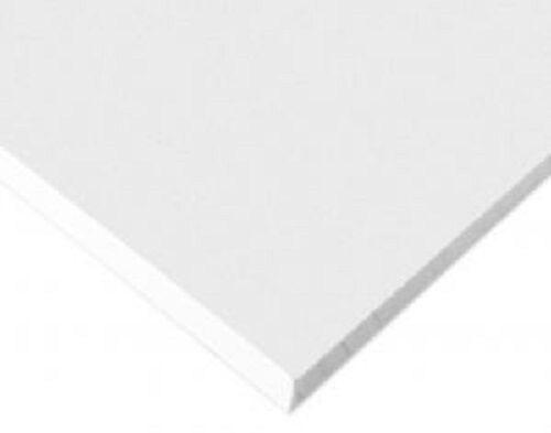 "WHITE KING STARBOARD 3//4/"" X 12/"" X 24/"" POLYMER HDPE SEA PLASTIC SHEET"
