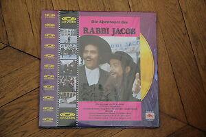 RABBI-JACOB-PAL-Allemand-Introuvable-Louis-de-Funes-Gerard-Oury-Rare