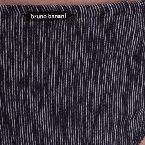 Bruno Banani Hommes String embarquement Taille M-XXL graumelange NEUF