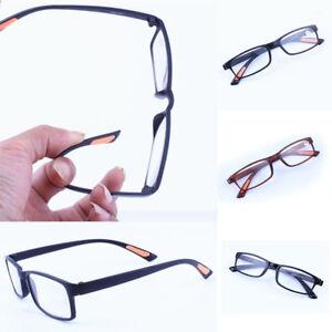 acbb786d266 Image is loading Reading-Glasses-Readers-TR90-Full-Frame-Rectangular-Glasses -