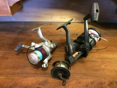 Vintage South Bend Condor 565, Vigor XRD 1000 pêche moulinets   Brass Reel
