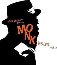 MONK'estra, Vol. 2 [Digipak] * by John Beasley (CD, Sep-2017, Mack Avenue)
