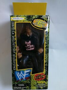 Wrestling-The-Rock-Action-Figure-Toy-Fare-Exclusive-Collector-Edition