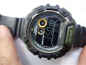 021c07f15675 La foto se está cargando Reloj-De-Cuarzo-utiliza-TIMEX-expedicion-Indiglo- Hora-