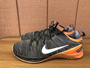 Nike Metcon DSX Flyknit 924423-005 Men US 13 Weight Lifting Cross Training CX