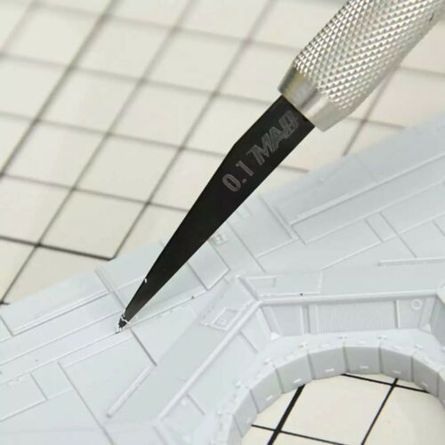 Madworks DLC Diamond-like Carbon Coating Chisel 0.0mm 0.5mm