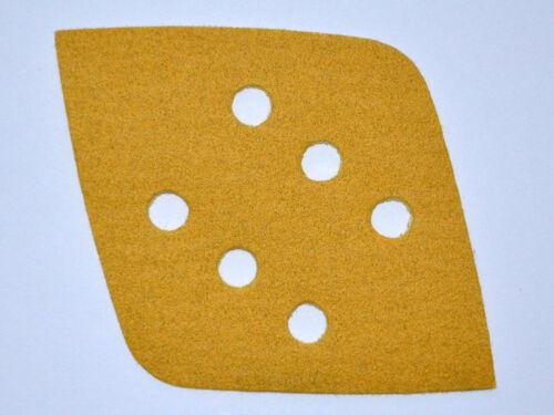 Dremel 5x papier abrasif//k100//pour lamelles intention et Détail Attache//6063