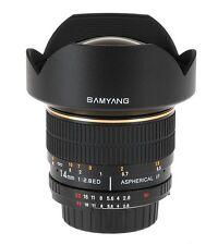 "Samyang 14mm f/2.8 ED AS IF UMC Samsung NX ""EU STOCK""UPS SHIPPING 48H in EU"""