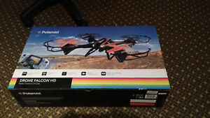 Polaroid-Drone-Falcon-HD-Drohne-Neuware-HD-Kamera-Fernsteuerung-FPV-Wifi