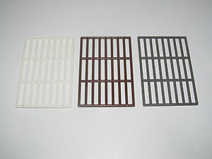 Lego-Porte-Grille-9-x-13-Door-Grill-with-Bars-Choose-Color-ref-6046