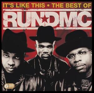 RUN-DMC-2-CD-IT-039-S-LIKE-THIS-THE-BEST-OF-RUN-D-M-C-80-039-s-90-039-s-RAP-NEW