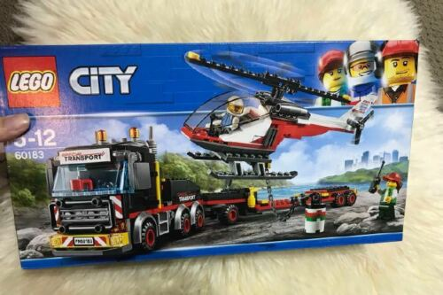 Retired LEGO City Cargo Transport 60183 Brand New Free Shipping Hard to Find