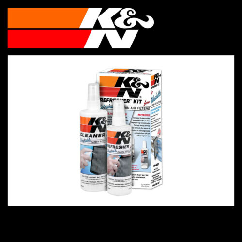K/&N Cabin Filter Cleaning Care Kit 99-6000