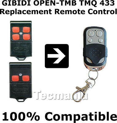 Liftmaster TX4 uni gate /& porte de garage Transmetteur Fob à distance