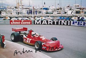 Arturo-Merzario-HAND-SIGNED-PHOTO-12x8