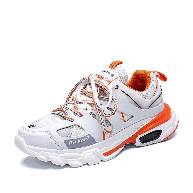 Fashion Mens Spring New Dad shoes Street Fashion Sneakers Sports Outdoor Casual