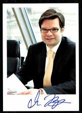 Marco Buschmann Autogrammkarte Original Signiert ## BC 17710