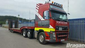To-Fit-Volvo-FM-Series-2-amp-3-Globetrotter-Roof-Bar-Spots-Beacons-Air-Horns