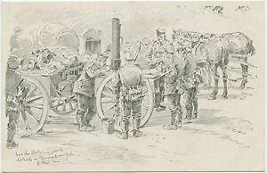 German ww1 postcard verdun 1916 by alb reich positions at the rear image is loading german ww1 postcard verdun 1916 by alb reich publicscrutiny Choice Image