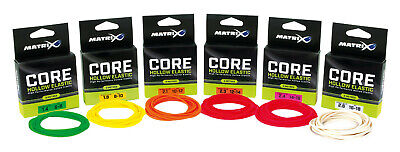Fox Matrix Core Hollow Elastics 3m Gummi Gummizug für Stipprute