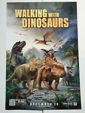 Walking With Dinosaurs 3D Ver C 2013 Movie Poster 11x17 Print
