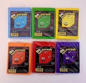 Lote-2-Cococrash-Colecciones-Completas-Nuevos-a-estrenar-Coco-crash